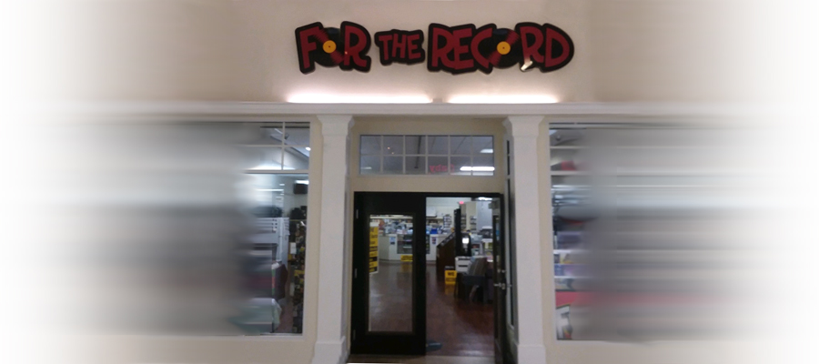 For The Record Chattanooga - Used CD's, Records, Collectibles